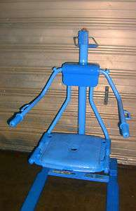 Patient hoist, chair lift, hygiene chair, hydraulic lifts