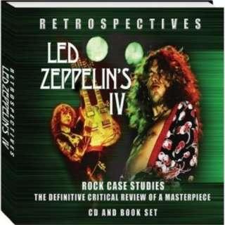 LED ZEPPELIN   Led Zeppelin IV Retrospectives CD+BOOK 823880025365