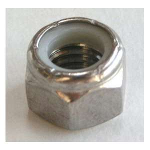 3/8   16 Stainless Steel Lock Nuts Box of 100