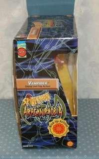 MARVEL COMICS   SPIDER MAN   VAMPIDER ACTION FIGURE   TOY BIZ   1996