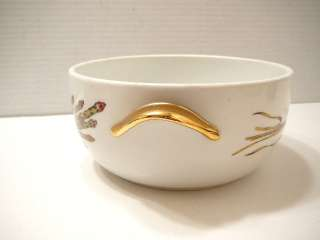 Evesham Gold 6.5 Inch 1 Quart Casserole Bowl No Lid Royal Worcester