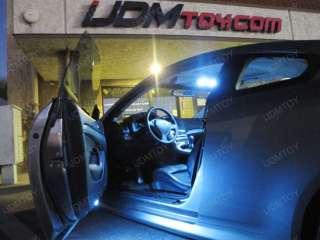 Nissan Altima 6 Lights LED Panel/Bulb Interior Package
