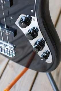 Fender American Jazz Deluxe bass guitar