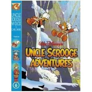 Scrooge Adventures in Color (Uncle Scrooge McDuck) (Number 6): Carl