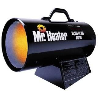 Reddy Heater 125,000 BTU Propane Forced Air Heater #RLP125VA