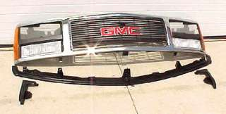 88 89 90 91 92 93 GMC TRUCK 11Pc Conversion GRILL Kit