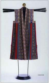 Folkwear Tibetan Panel Coat / Full Length Vest Pattern