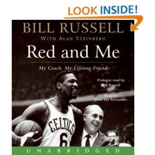 Red and Me CD (9780061778902) Bill Russell, Peter Jay