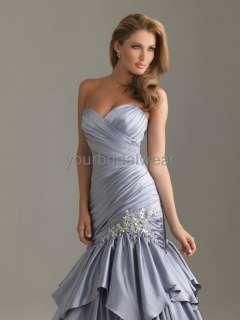 2012 UK USA designer wedding prom evening dresses ball gown 6409