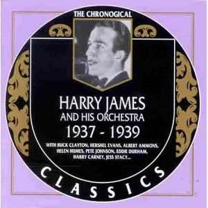 Harry James 1937 1939 Harry James & His Orchestra Music
