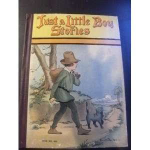 Just as Little Boy Stories Watty Piper, Eulalie Books