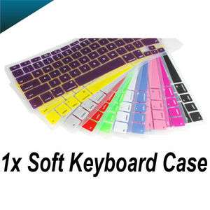 Soft Keyboard Skin Case Cover for Apple Macbook Pro 131517 A1342