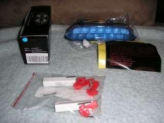YAMAHA R 1 BLUE LED TAIL LIGHT 2002 03 CTL 0056 IT