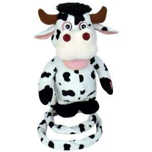 Chantilly lane Spring A Dings 13 Cow Toys & Games