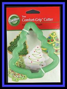 NEW Wilton ***Comfort Grip TREE*** Chistmas Cookie Cutter #604