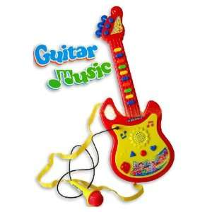 Lujex Mini Electric Guitar Amp Guitarer Instrument Toy Gift Desktop
