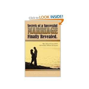 Secrets of a Successful MARRIAGE Finally Revealed. Bless, Safe and