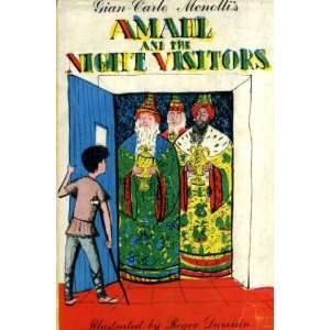 Amahl and the Night Visitors Books