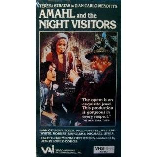 Menotti   Amahl and the Night Visitors Menotti, Kuhlmann