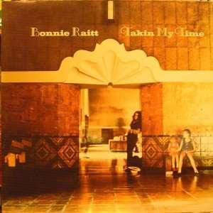 takin my time LP BONNIE RAITT Music