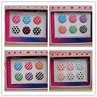 Free Polka Dots Home button sticker for iPad iPod iPhone 4S 4 /3G 3GS