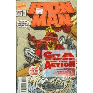 Iron Man #310 Polybagged