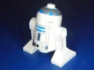 New RARE Star Wars LEGO Original R2 D2 Astromech Droid Minifig