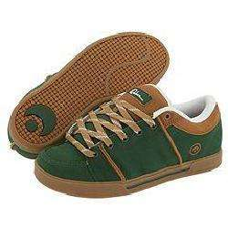 Osiris Cardinal Green/Brown/White  Overstock