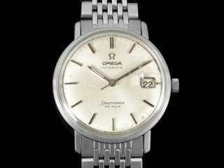 1968 VINTAGE OMEGA Mens SEAMASTER DeVille, Automatic, Date   STAINLESS