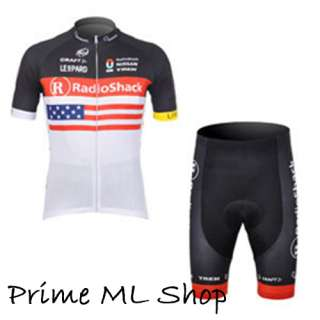 NEW 2012 Bicycle Bike Cycling Outdoor Sports Jersey+Shorts Size S