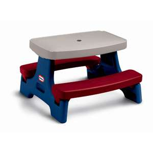 Little Tikes Endless Adventures Easy Store Play Table, Little Tikes