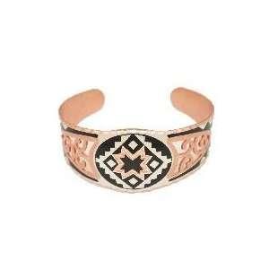 Copper Twilight Bracelet   Southwest Native American Arts