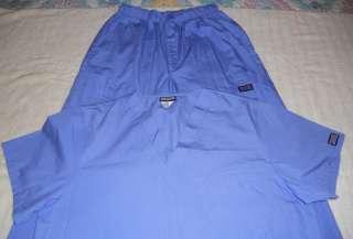CHEROKEE SCRUB SET, SMALL, BLUE