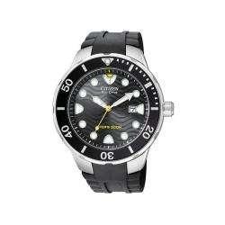 Citizen Eco Drive Mens 300 meter Professional Diver Watch
