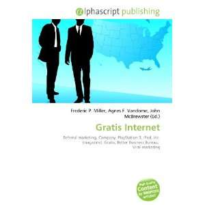 Gratis Internet (9786134098274): Books