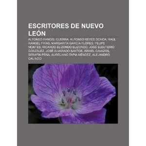 Escritores de Nuevo León: Alfonso Rangel Guerra, Alfonso