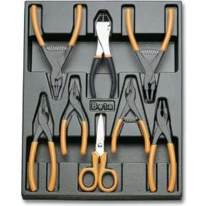 Beta 2424 T140 Hard Thermoformed Tray with Tool Assortment