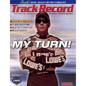 Track Record; The Official Magazine of Team Racing