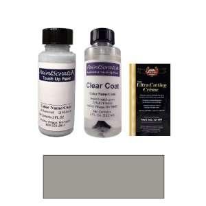 2 Oz. Arctic Silver Metallic Paint Bottle Kit for 1997 BMW