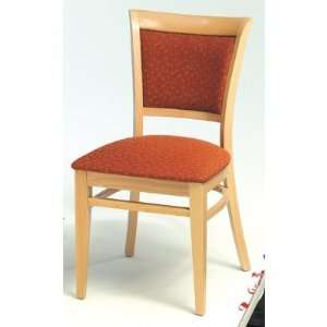 Grand Rapids Chair W535 Melissa Upholstered Back Wood