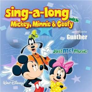 Sing Along with Mickey, Minnie and Goofy Gunther (GUN thur) Minnie