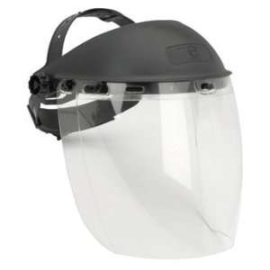 SAS Safety Corp Adjustable Face Shield: Home Improvement