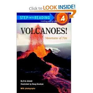 Volcanoes Mountains of Fire (Step Into Reading A Step 3