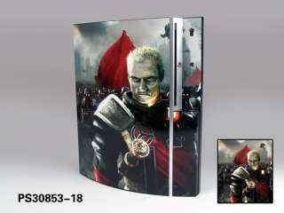 Hot Decal Sticker Skin Cover For Sony PS3 Playstation 3
