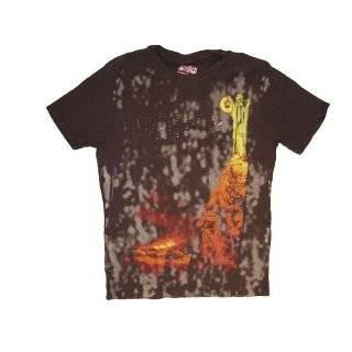 Led Zeppelin   Earth Rift   T Shirt   X Large Led Zeppelin   Earth