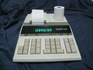 Monroe 2125 Desktop Calculator