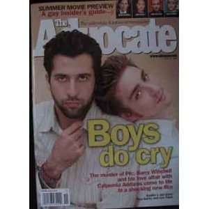 Advocate Magazine (May 27, 2003) staff Books