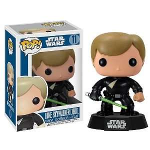 Jedi Luke Skywalker Pop Heroes   Star Wars   Vinyl Figure