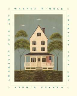 The Front Porch Prints by Warren Kimble at AllPosters