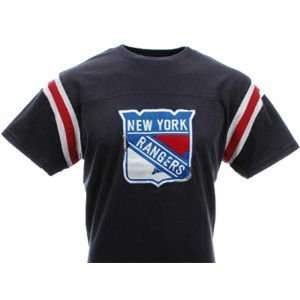 New York Rangers Old Time Hockey NHL Glover T Shirt